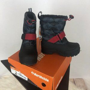 Northside Frosty Winter Boot Size 8 Toddler NIB
